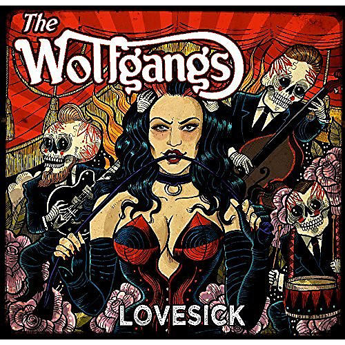 Alliance The Wolfgangs - Lovesick