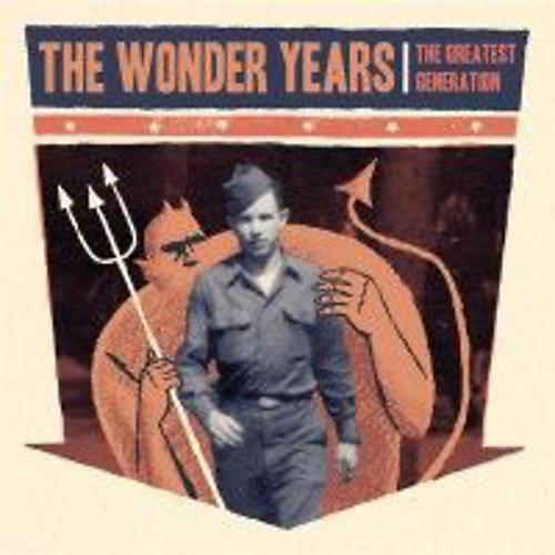 Alliance The Wonder Years - Greatest Generation