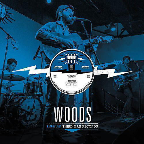 Alliance The Woods - Live At Third Man Records