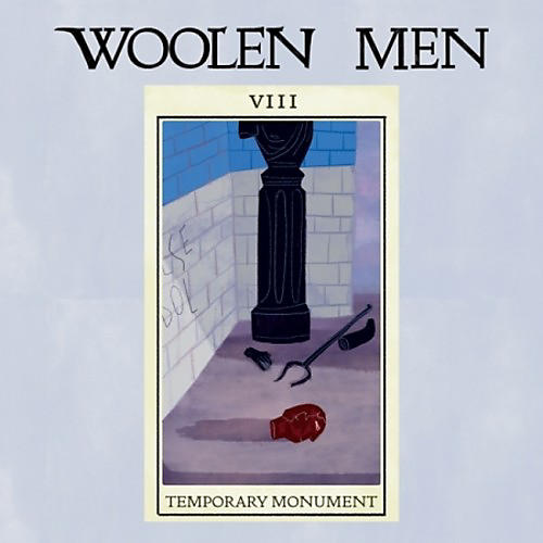 Alliance The Woolen Men - Temporary Monument