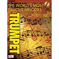 Cherry Lane The World's Most Famous Melodies for Trumpet Book/CD thumbnail