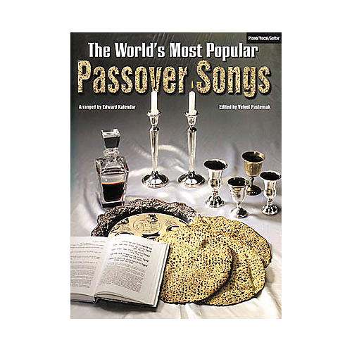 Tara Publications The World's Most Popular Passover Songs Piano, Vocal, Guitar Songbook