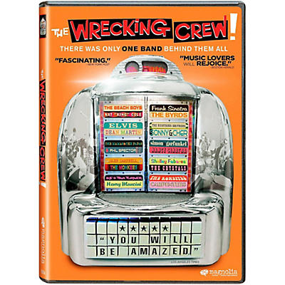 Hal Leonard The Wrecking Crew -  Documentary with Bonus Material 2 DVD Set