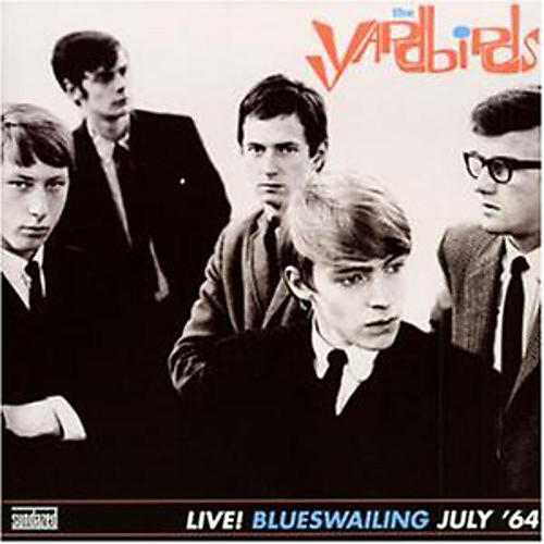 Alliance The Yardbirds - Blueswailing: Live 1964