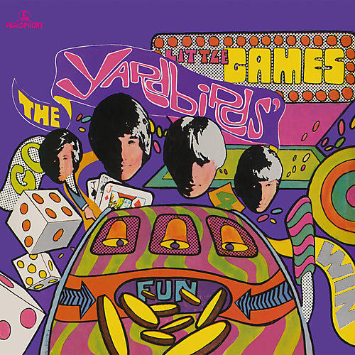 Alliance The Yardbirds - Little Games