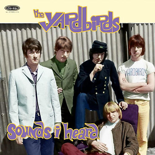 Alliance The Yardbirds - Sounds I Heard