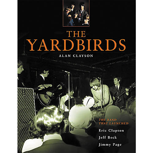 Backbeat Books The Yardbirds Book