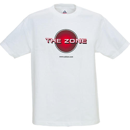 Sabian The Zone Logo T-Shirt