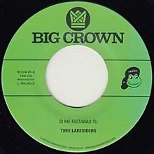 Thee Lakesiders - Si Me Faltaras Tu / Parachute