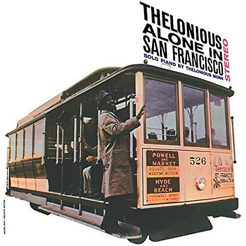 Alliance Thelonious Monk - Alone in San Francisco