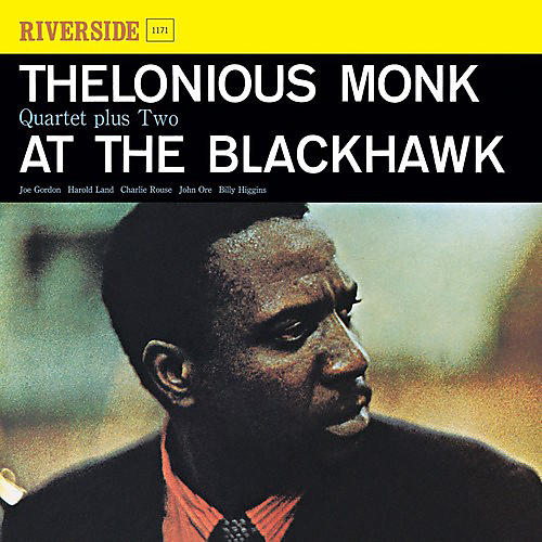 Alliance Thelonious Monk - At the Blackhawk