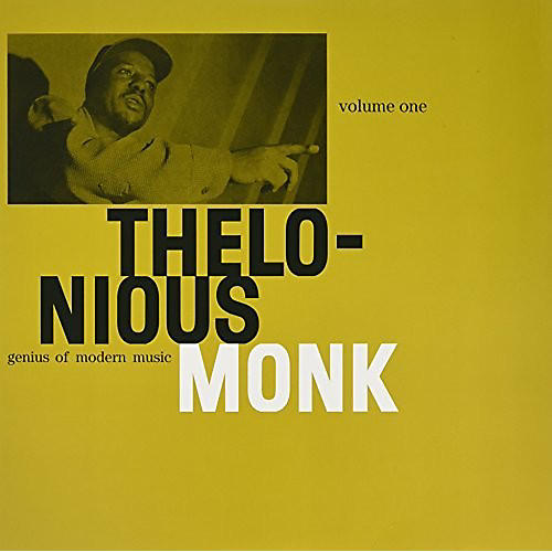 Alliance Thelonious Monk - Genius Of Modern Music Vol 1