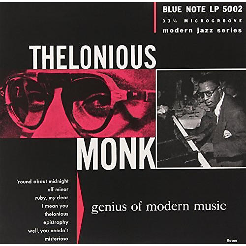 Alliance Thelonious Monk - Genius of Modern Music 1