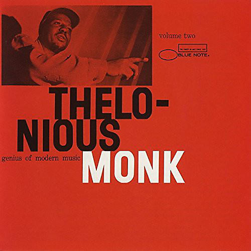 Alliance Thelonious Monk - Genius of Modern Music 2