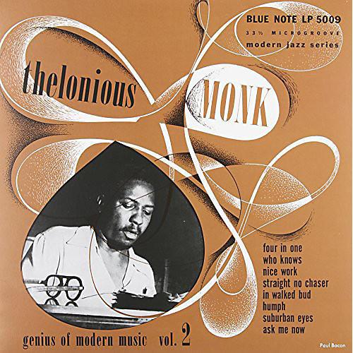 Alliance Thelonious Monk - Genius of Modern Music 2