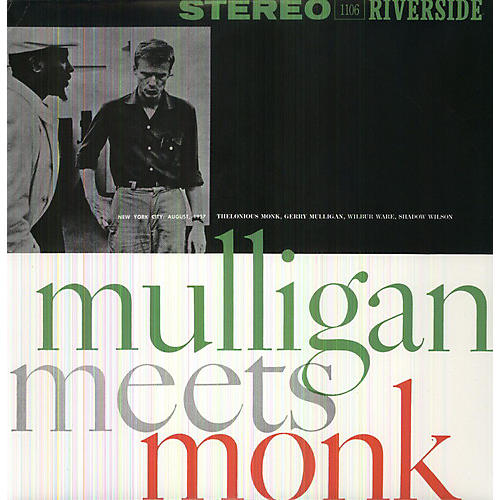 Alliance Thelonious Monk - Mulligan Meets Monk