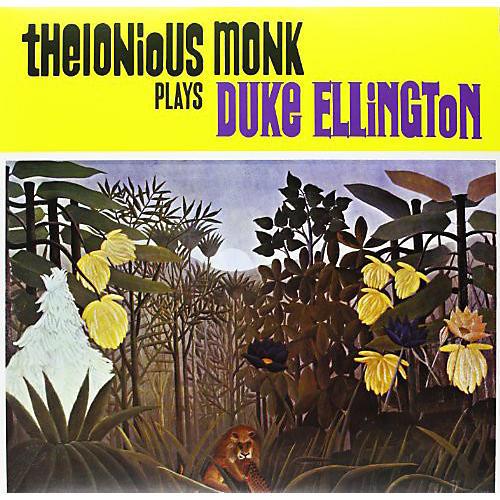 Alliance Thelonious Monk - Plays Duke Ellington