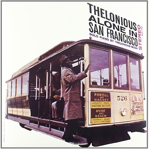 Alliance Thelonious Monk - Thelonious Alone in San Francisco