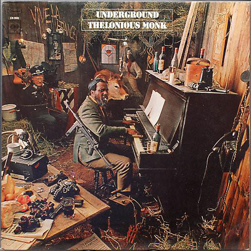 Alliance Thelonious Monk - Underground