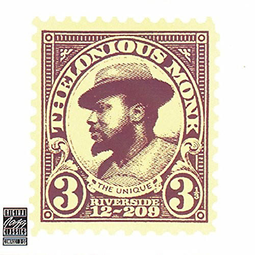 Alliance Thelonious Monk - Unique Thelonious Monk