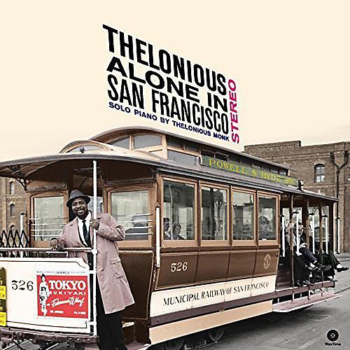 Alliance Thelonius Monk - Alone In San Francisco + Bonus Tracks