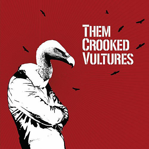 Alliance Them Crooked Vultures - Them Crooked Vultures