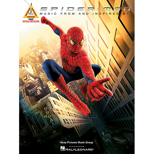 Hal Leonard Theme from Spider-Man Concert Band Level 1.5 Arranged by Paul Lavender