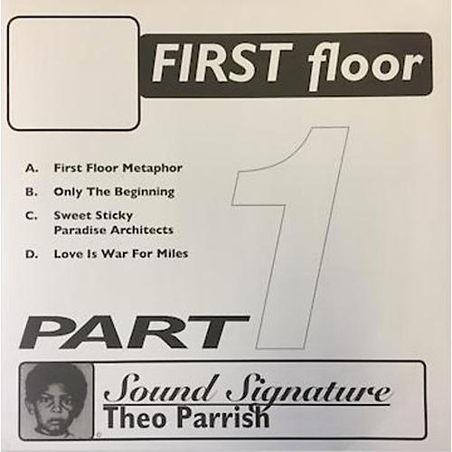 Alliance Theo Parrish - First Floor Pt 1