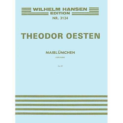Music Sales Theodor Oesten: Maibluemchen Op.61 Music Sales America Series