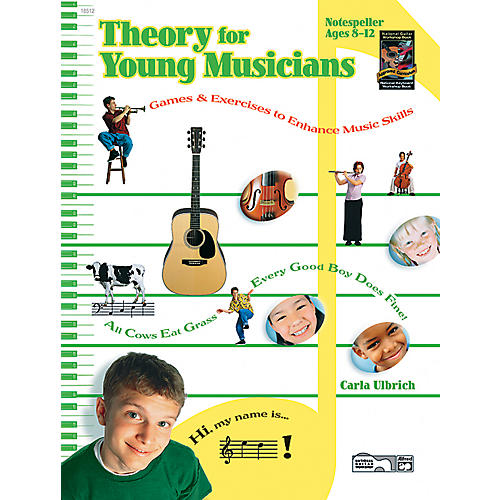 Alfred Theory For Young Musicians (Book)