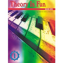 Alfred Theory Is Fun Book 1
