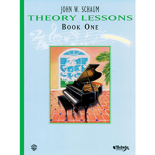 Alfred Theory Lessons Book 1