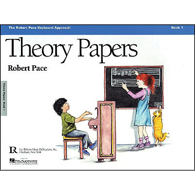 Hal Leonard Theory Papers Book 1 Revised