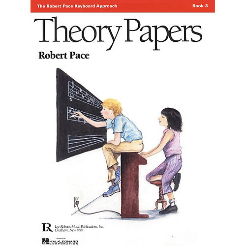 Lee Roberts Theory Papers (Book 3) Pace Piano Education Series