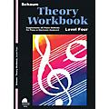 SCHAUM Theory Workbook - Level 4 Educational Piano Book by Wesley Schaum thumbnail