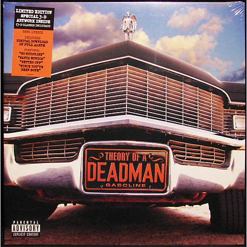 Alliance Theory of a Deadman - Gasoline