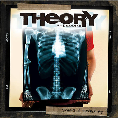 Alliance Theory of a Deadman - Scars & Souvenirs