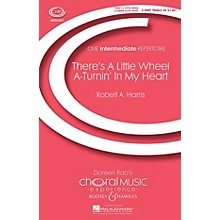 Boosey and Hawkes There's a Little Wheel a-Turnin' in My Heart (No. 1 from Four Spirituals) 2-Part by Robert A. Harris