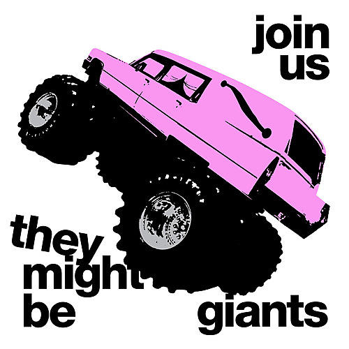 Alliance They Might Be Giants - Join Us