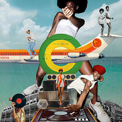 Alliance Thievery Corporation - The Temple Of I & I