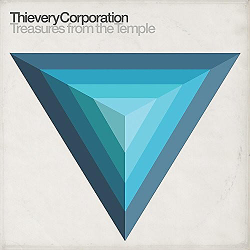 Alliance Thievery Corporation - Treasures From The Temple