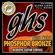 GHS Thin Core Phosphor Bronze Acoustics