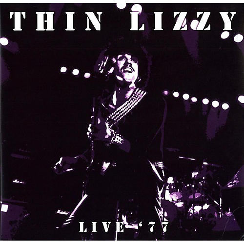 Alliance Thin Lizzy - Live 77