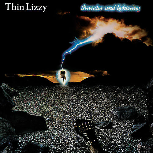 Alliance Thin Lizzy - Thunder & Lightning