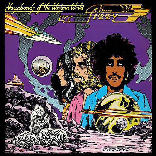 Alliance Thin Lizzy - Vagabonds of the Western World