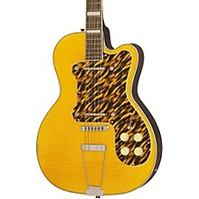 Open BoxKay Vintage Reissue Guitars Thin Twin Electric Guitar