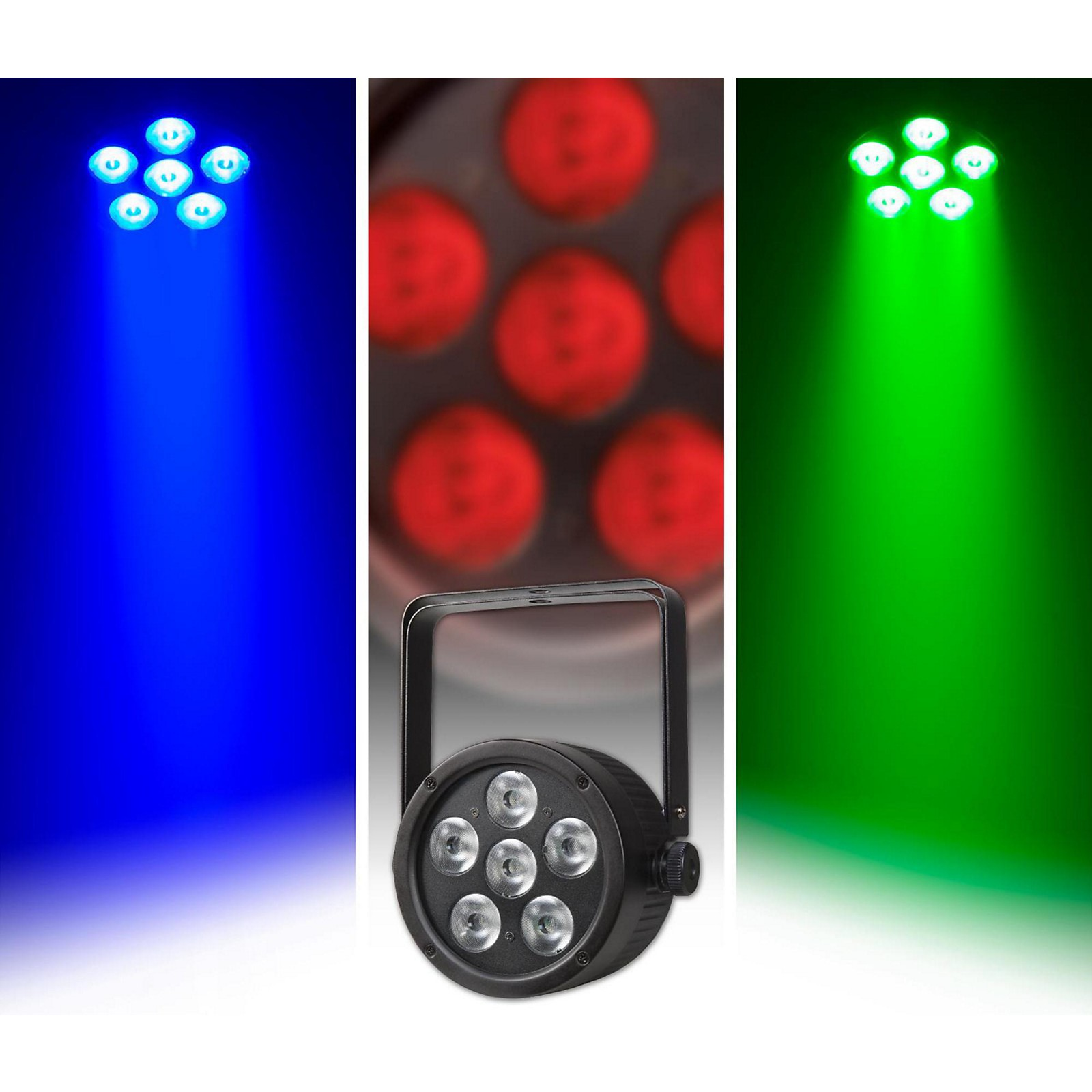 Proline ThinTri38 PAR 38 Tri-LED Stage Light