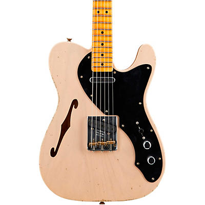 Fender Custom Shop Thinline Loaded Relic Nocaster Electric Guitar