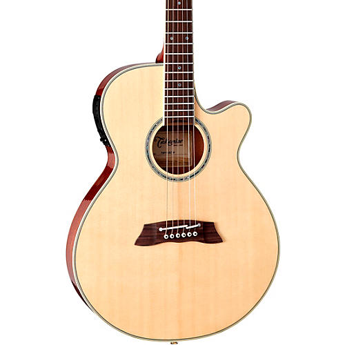 Takamine Thinline TSP138C Acoustic-Electric Guitar Gloss Natural