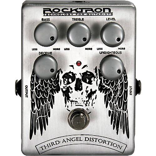 rocktron third angel distortion guitar effects pedal musician 39 s friend. Black Bedroom Furniture Sets. Home Design Ideas